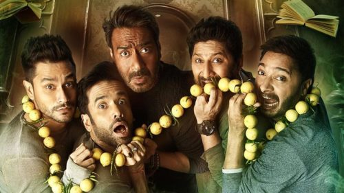 Golmaal Again Movie Review: A horror-comedy timepass
