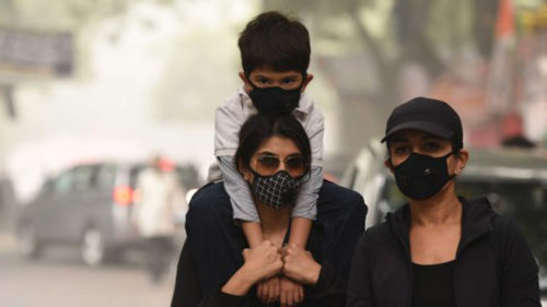 India leads pollution death toll list