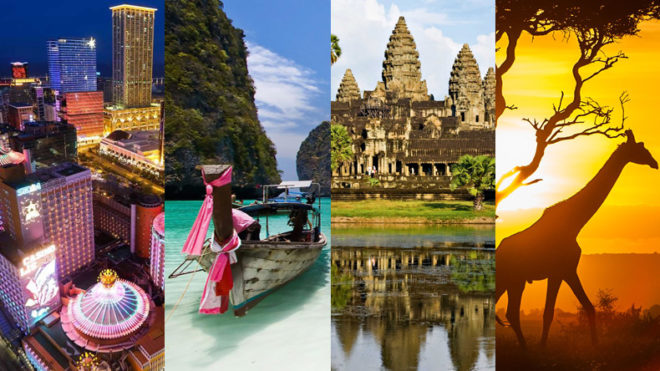 10 budget-friendly international travel destinations for winter vacations that gives visa on arrival