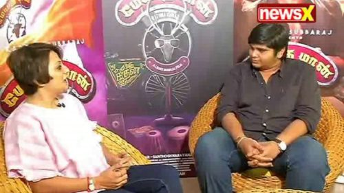 Karthik Subbaraj speaks to NewsX on his 5-year  journey in Kollywood