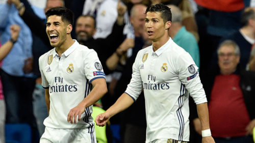 La Liga: Asensio upstages Cristiano Ronaldo as Real Madrid ease past Eibar 3:0