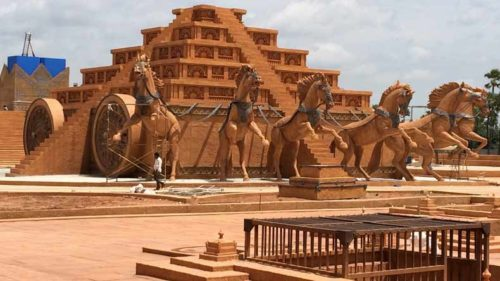 Baahubali's Mahishmati kingdom made open for public, draws 15,000 visitors in a day