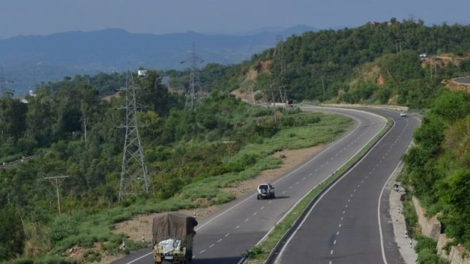 ₹5.35 lakh crore for new road project