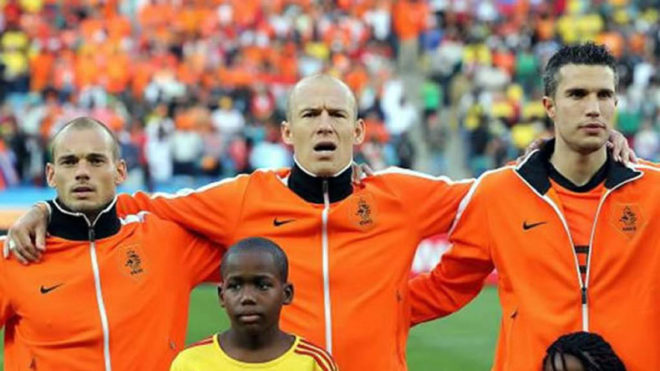 Ageing Netherlands fails to secure FIFA World Cup 2018 berth