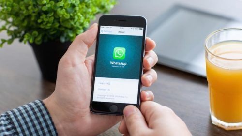 Now your WhatsApp will notify your friends when you switch phone number