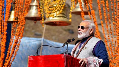 Wanted to redevelop Kedarnath after 2013 floods but Congress denied me: PM Modi
