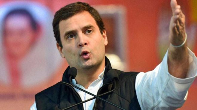 Demonetisation helped to convert black money into white: Rahul Gandhi attacks PM Modi