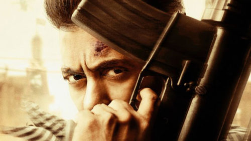 Bhaijaan's Diwali gift to fans; Salman Khan unveils first look of Tiger Zinda Hai
