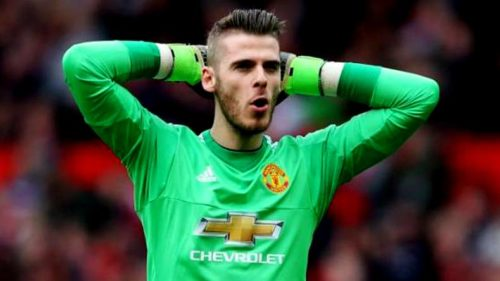 United fans startled as David De Gea fails to make it to top 15 goalkeepers at FIFA Best awards