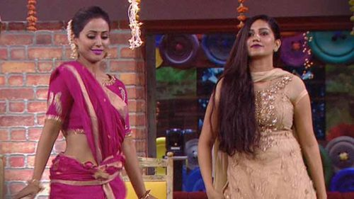 Bigg Boss 11 Weekend ka Waar: Members of Colors Parivaar in the Bigg Boss house entertained by housemates