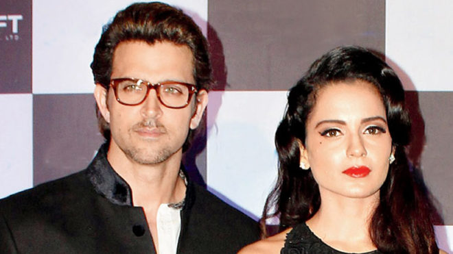 Leaked! Alleged emails between Kangana Ranaut and Hrithik Roshan surface on the net