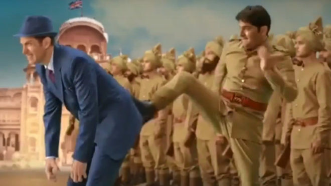Firangi motion poster: Kapil Sharma ready to tickle your funny bones