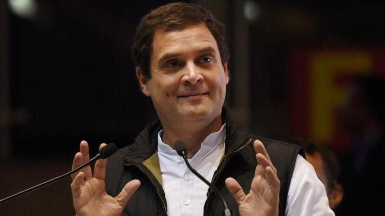 Rahul Gandhi slams Modi govt on lack of jobs