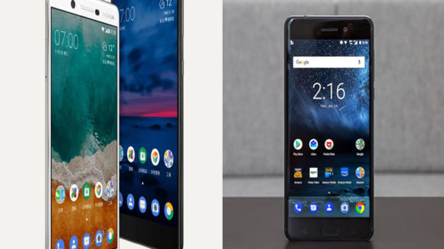 Compare Nokia 7 and Nokia 6: Specifications, price, camera, colour and features