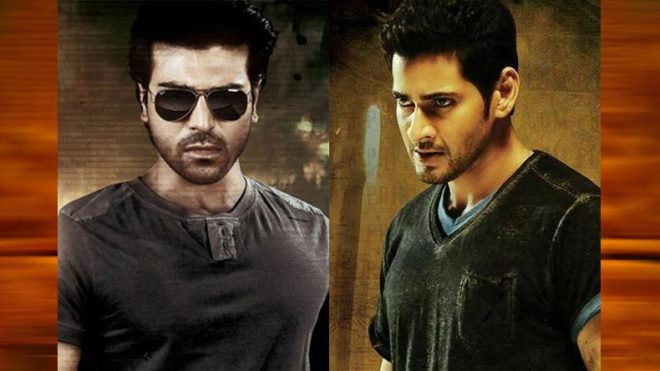 Mahesh Babu and Ram Charan head out on vacation