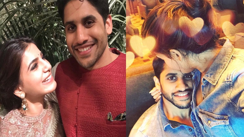 Nagarjuna unveils bridegroom avatar of his son Naga Chaitanya