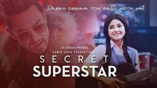 Secret Superstar Box Office collection Day 1: Aamir Khan's film gets an average opening