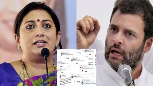 Smriti Irani, Rahul Gandhi and the tale of Twitter bots