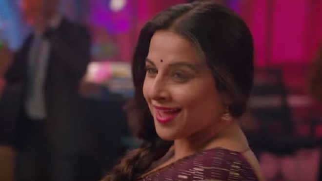 Tumhari Sulu: Hawa Hawai 2.0, Vidya Balan gives tribute to Sri Devi