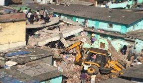 Thane building collapse toll elevates to four