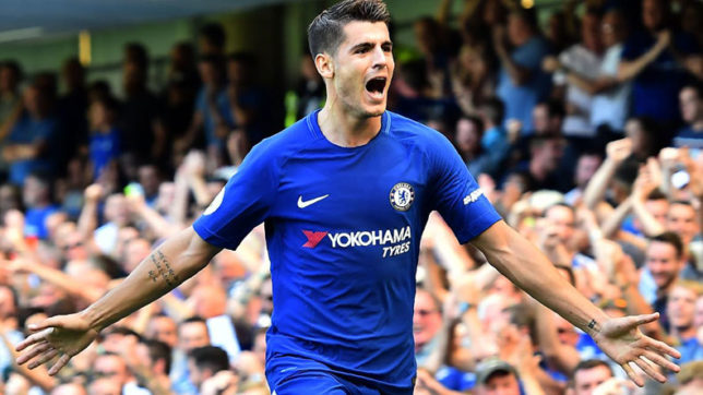 Premier League: Alvaro Morata-led Chelsea overpowers Manchester United in crucial clash