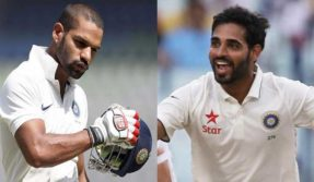 Bhuvi,-Dhawan-released-from-India's-squad