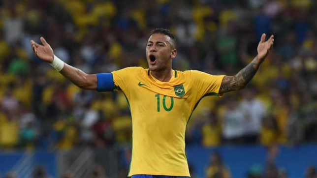Brazil tried everything to break England's rock solid defence at Wembley: PSG star Neymar