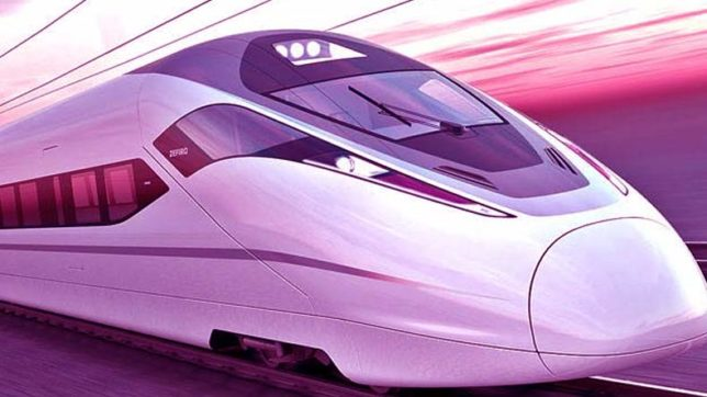 Indian Railways aims to complete Bullet Train project by August 2022