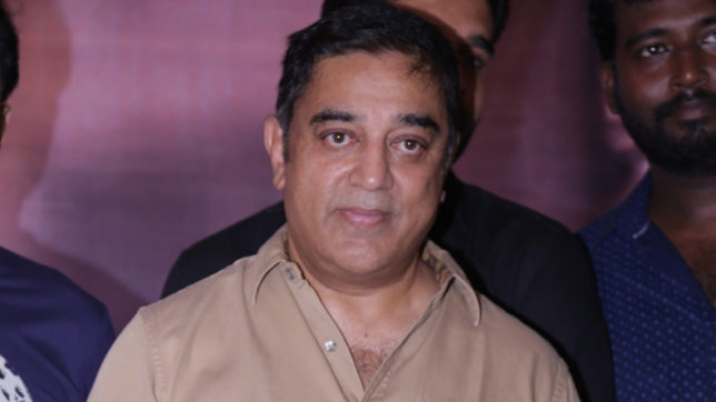 Hindu terror remarks: Case filed against Kamal Haasan under various sections