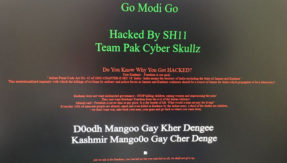 Chennai customs website hacked by Pak hackers, taken back by Indian techies in no time