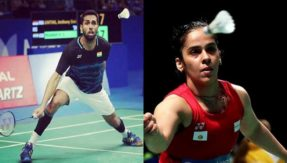 China Open Superseries: Confident Saina, Prannoy to lead India's charge