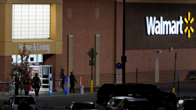 United States: 3 killed in shooting at Colorado Walmart; suspect remains at large
