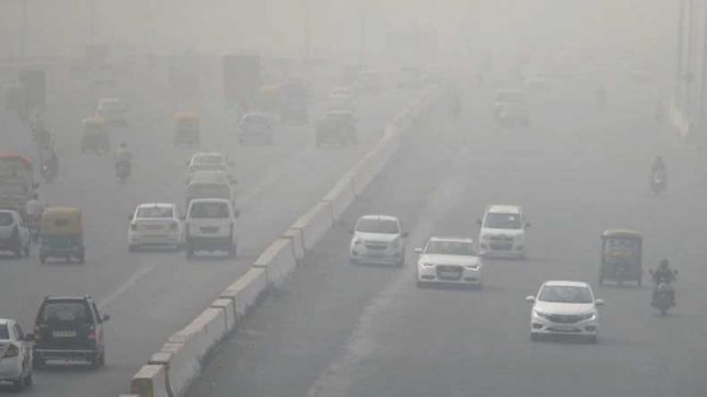 Delhi's air quality deteriorates, becomes 'very poor'