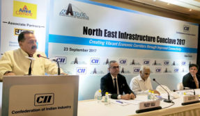 DoNER, Security situation in northeast, northeast India, northeast, Ministry Of Development Of North Eastern Region, miltancy related disturbances in northeast India,  miltancy disturbance, Incidences of violence , security situation, India Today Conclave East, per capita GSDP, Northeast growth rate, extortion rackets, latest news, breaking news, northeast news, trending news