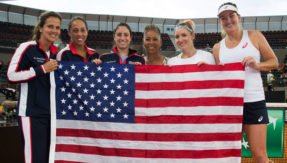 US overpowers Belarus to clinch Fed Cup title after 17 years