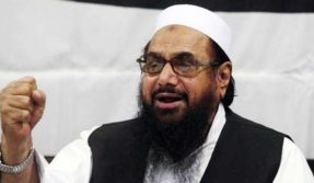 26/11 Mumbai attacks mastermind Hafiz Saeed cuts cake after getting released from house arrest in Pakistan