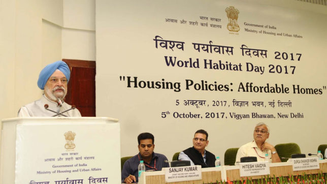 Over 30 lakh houses sanctioned under Pradhan Mantri Awas Yojana, says Housing Minister Hardeep Singh