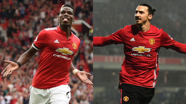 Zlatan Ibrahimovic and Paul Pogba to be named for Newcastle clash: Jose Mourinho