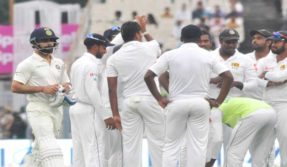 India vs Sri Lanka 1st Test: India look to steady the ship against Lanka on day 2