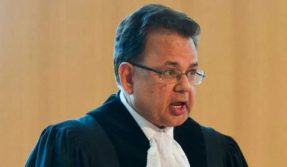 India denies talks with UK for Bhandari's withdrawal from ICJ election