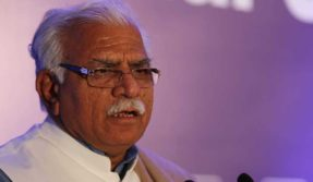Haryana CM Khattar lambastes Hooda for suggesting offer of a plot and Rs 6 crore for Miss World
