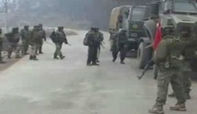 Three LeT militants killed in gun battle by security forces in J&K