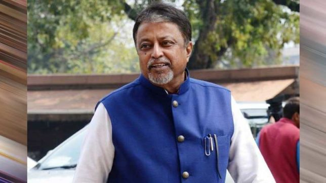 TMC is a limited company right now; it is not a political party: Mukul Roy to NewsX