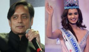 NCW not impressed with Shashi Tharoor's Manushi 'Chillar' tweet, wants Congress leader to apologise Miss World properly