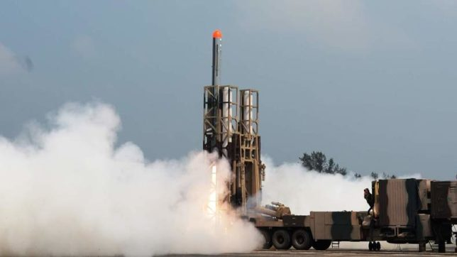 India successfully test fires Indigenously designed subsonic cruise missile Nirbhay