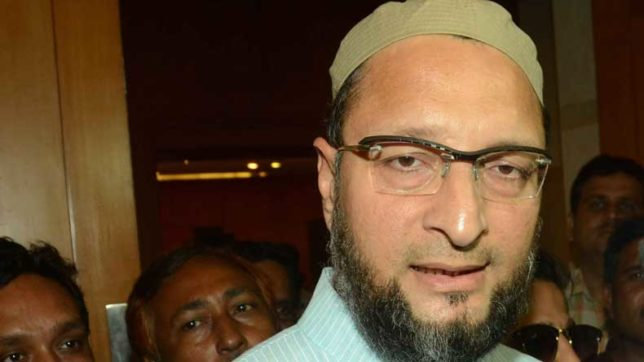 Asaduddin Owaisi slams government for escaping accountability