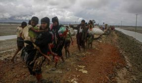 Thousands of Rohingyas set to return after Myanmar, Bangladesh sign MoU