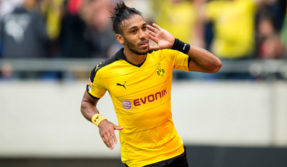 Rouge Aubameyang causing trouble for Borussia Dortmund