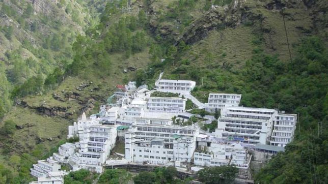 NGT caps number of daily devotees at Vaishno Devi to 50000