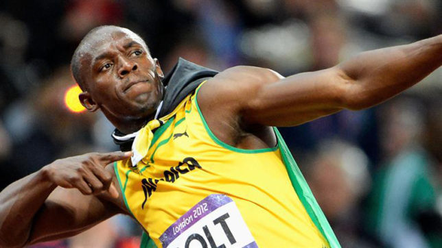 Will take time to find a new star after Bolt British sprint legend